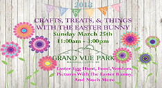 Crafts, treats and things image